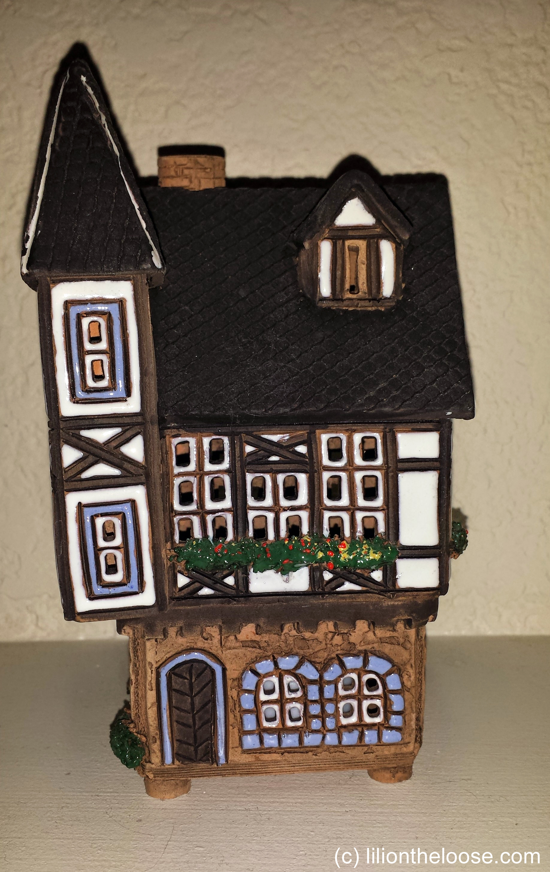 one souvenir that youll see commonly at german christmas markets are these little ceramic clay or porcelain houses although now youll see all types of - Ceramic Christmas Houses