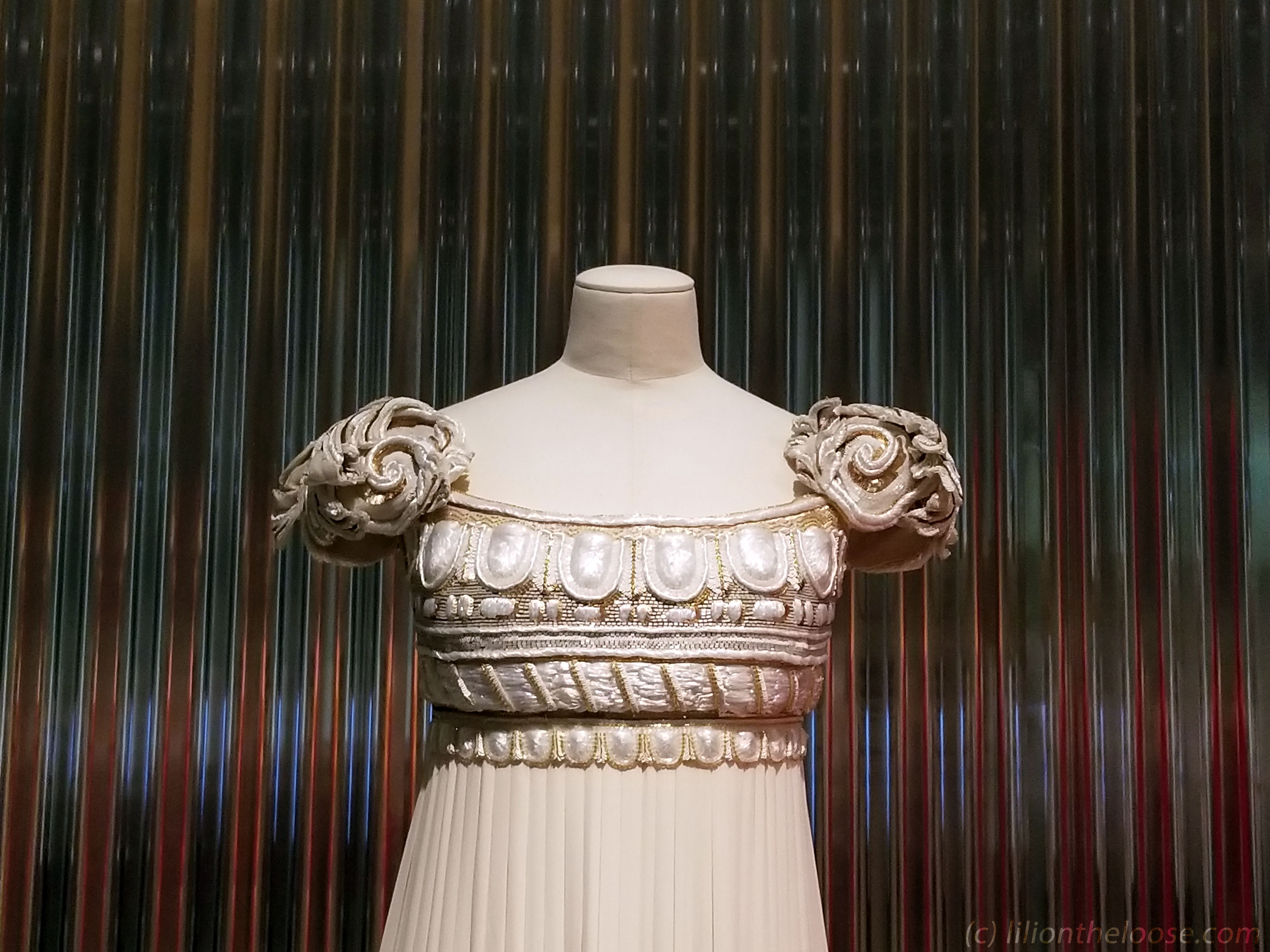 cb3cee8bd9e Denver Art Museum has an exhibit called Dior: From Paris to the World right  now and it's really well done. Each space has its own style, lighting, ...