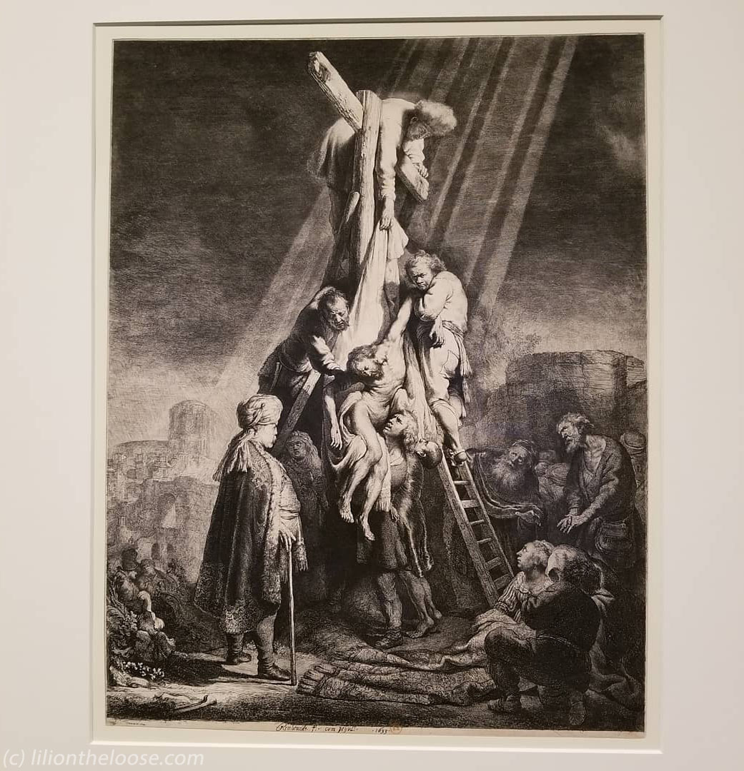 Museum Monday: Rembrandt's Prints - Lili on the Loose